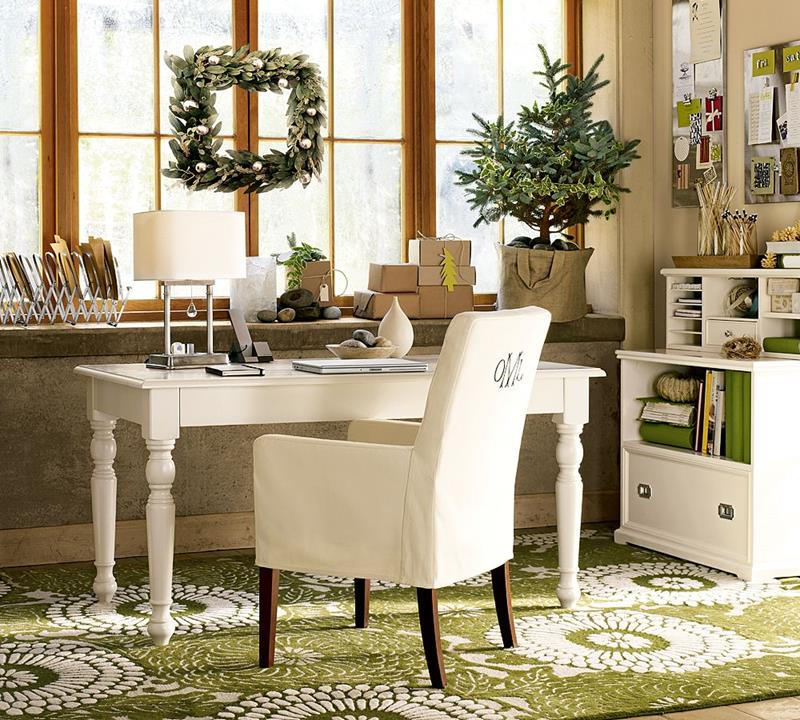 24 Luxury and Modern Home Office Designs-15