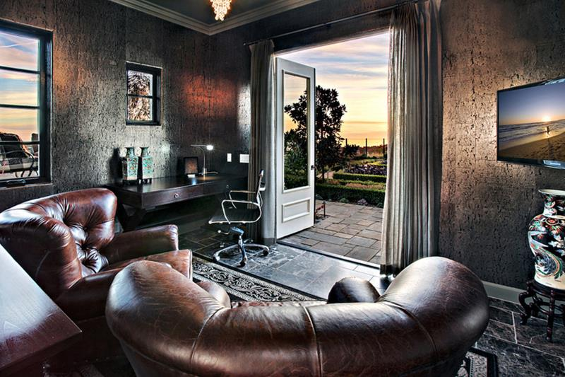 24 Luxury and Modern Home Office Designs-16