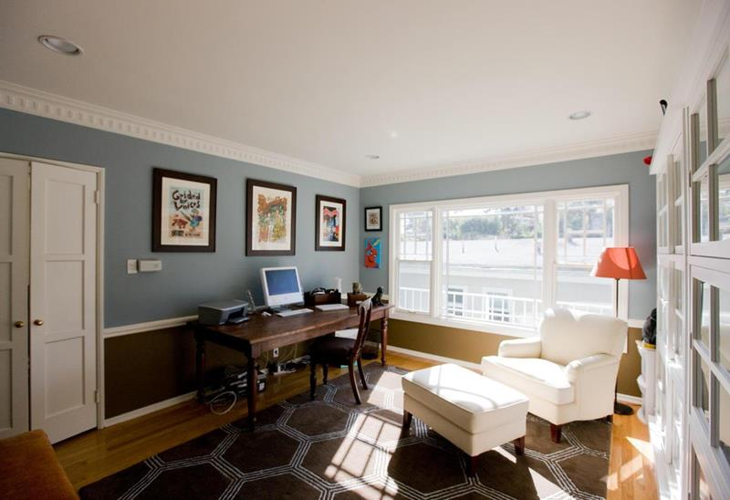 24 Luxury and Modern Home Office Designs-18