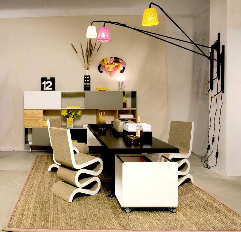 Home Office Interior Design Photos