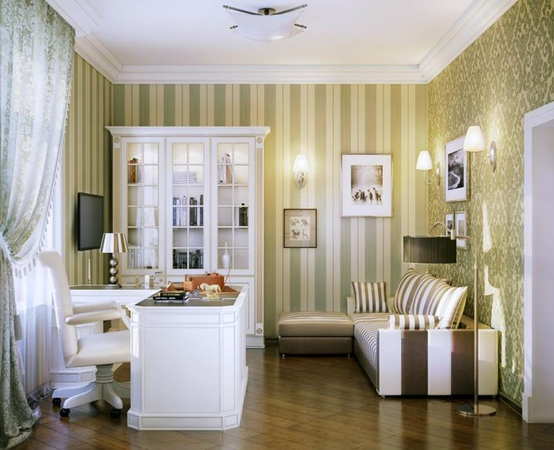 24 Luxury and Modern Home Office Designs-22