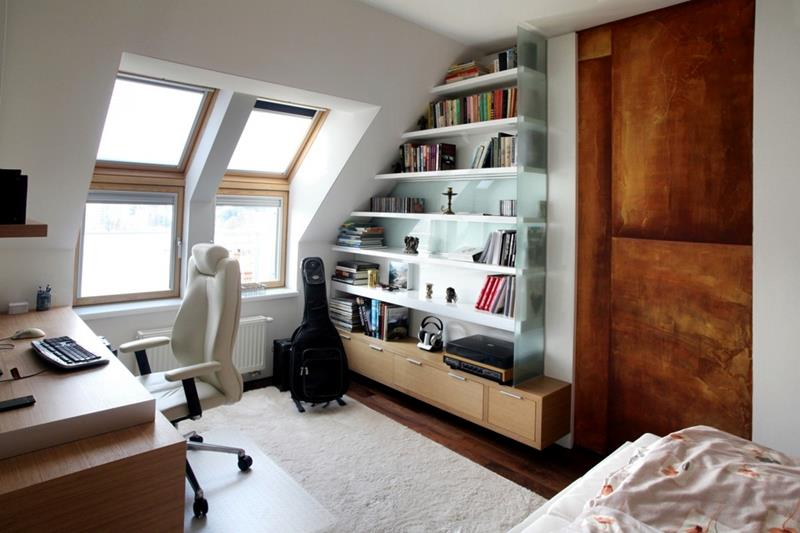 24 Luxury and Modern Home Office Designs-23