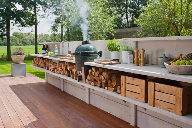 47 Outdoor Kitchen Designs and Ideas-19