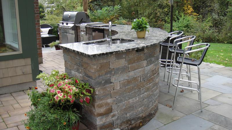 47 Outdoor Kitchen Designs and Ideas-26