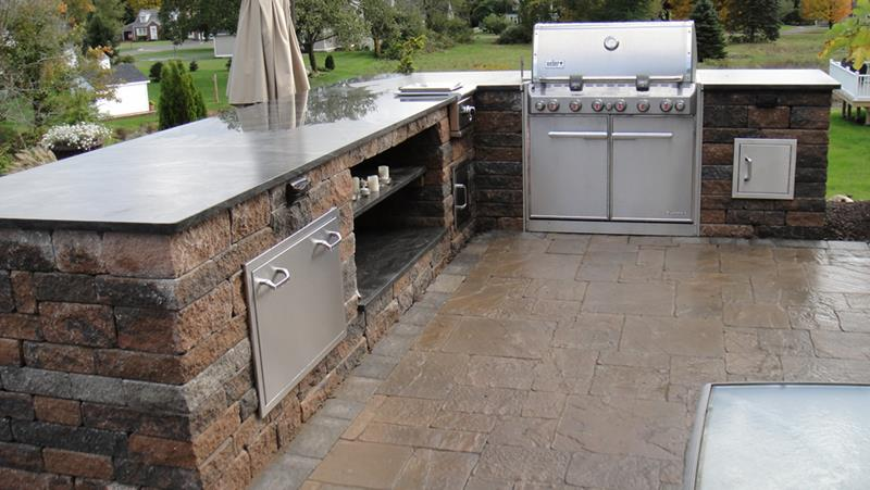 47 Outdoor Kitchen Designs and Ideas-28