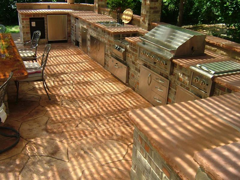 47 Outdoor Kitchen Designs and Ideas-45