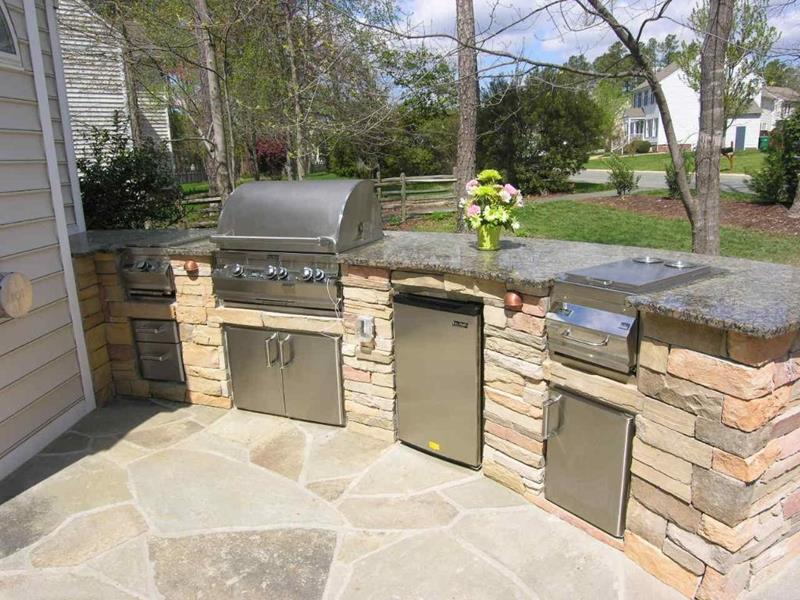 47 Outdoor Kitchen Designs and Ideas-8