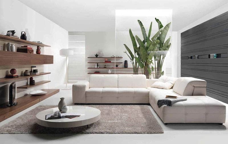 50 Ideas For Modern Living Room Design-1
