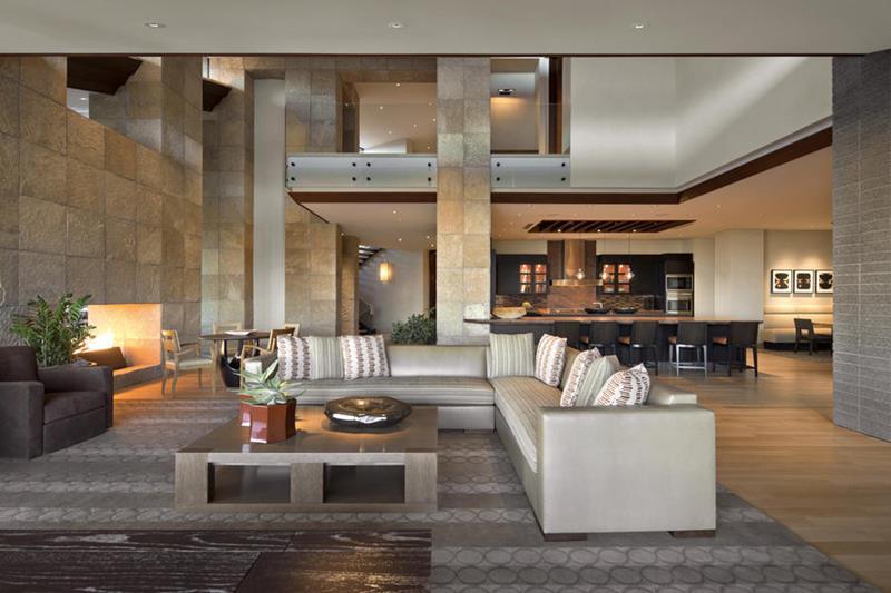 50 Ideas For Modern Living Room Design-17