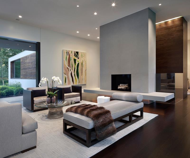 50 Ideas For Modern Living Room Design-18