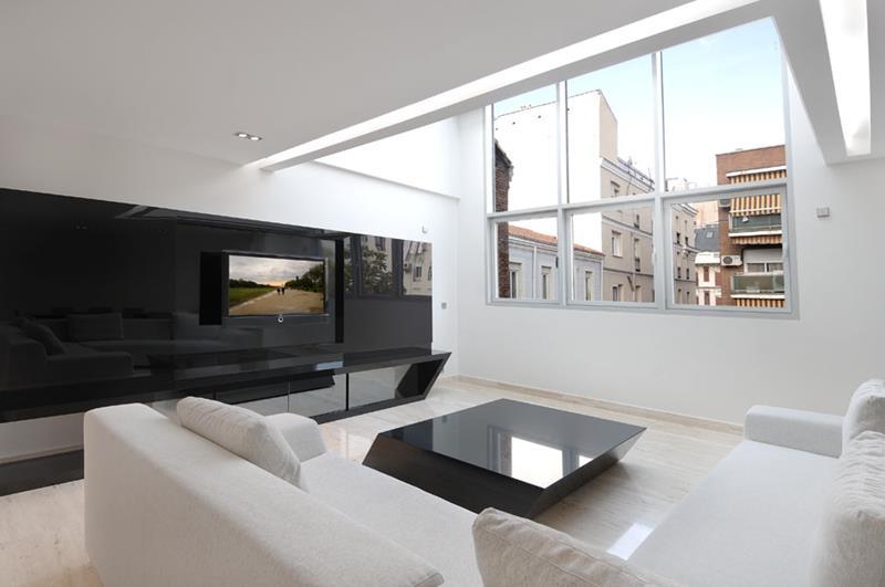 50 Ideas For Modern Living Room Design-19