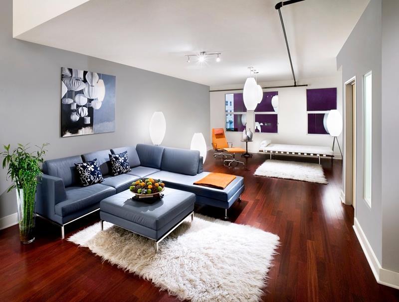 50 Ideas For Modern Living Room Design-23
