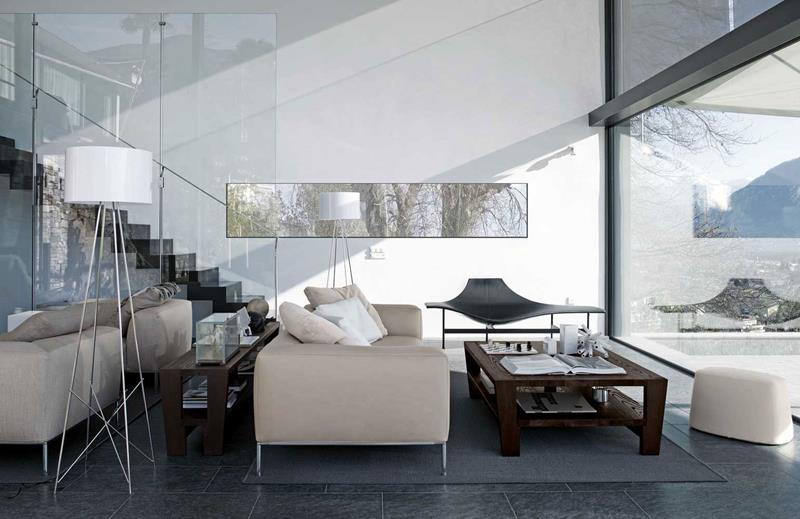 50 Ideas For Modern Living Room Design-25