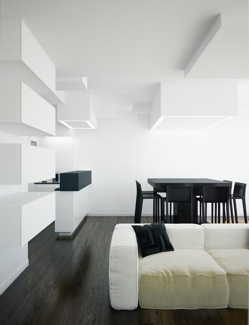 50 Ideas For Modern Living Room Design-36