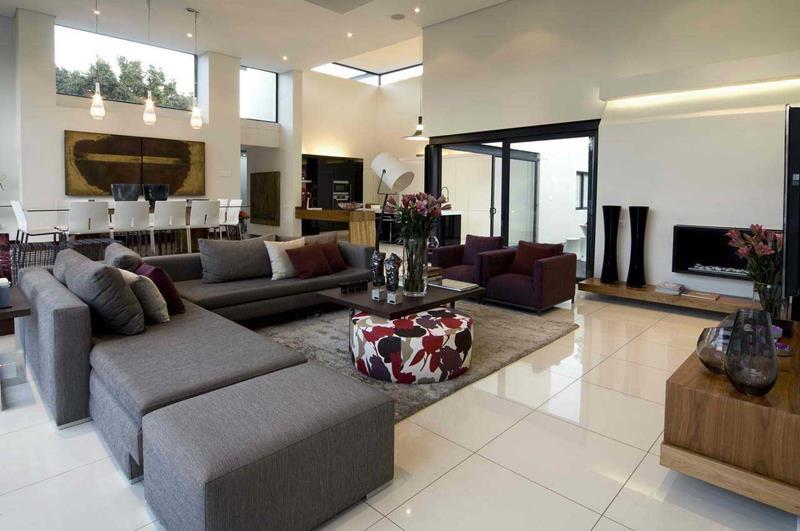 50 Ideas For Modern Living Room Design-38