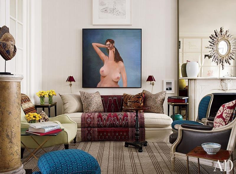 50 Ideas For Modern Living Room Design-39
