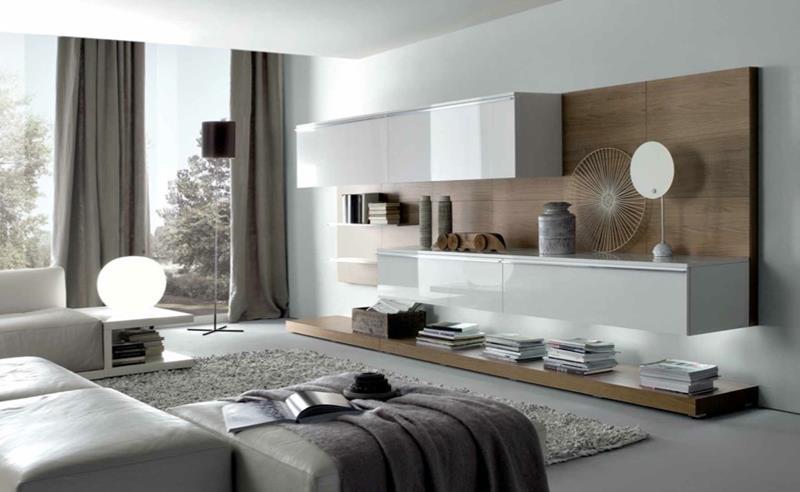 50 Ideas For Modern Living Room Design-40