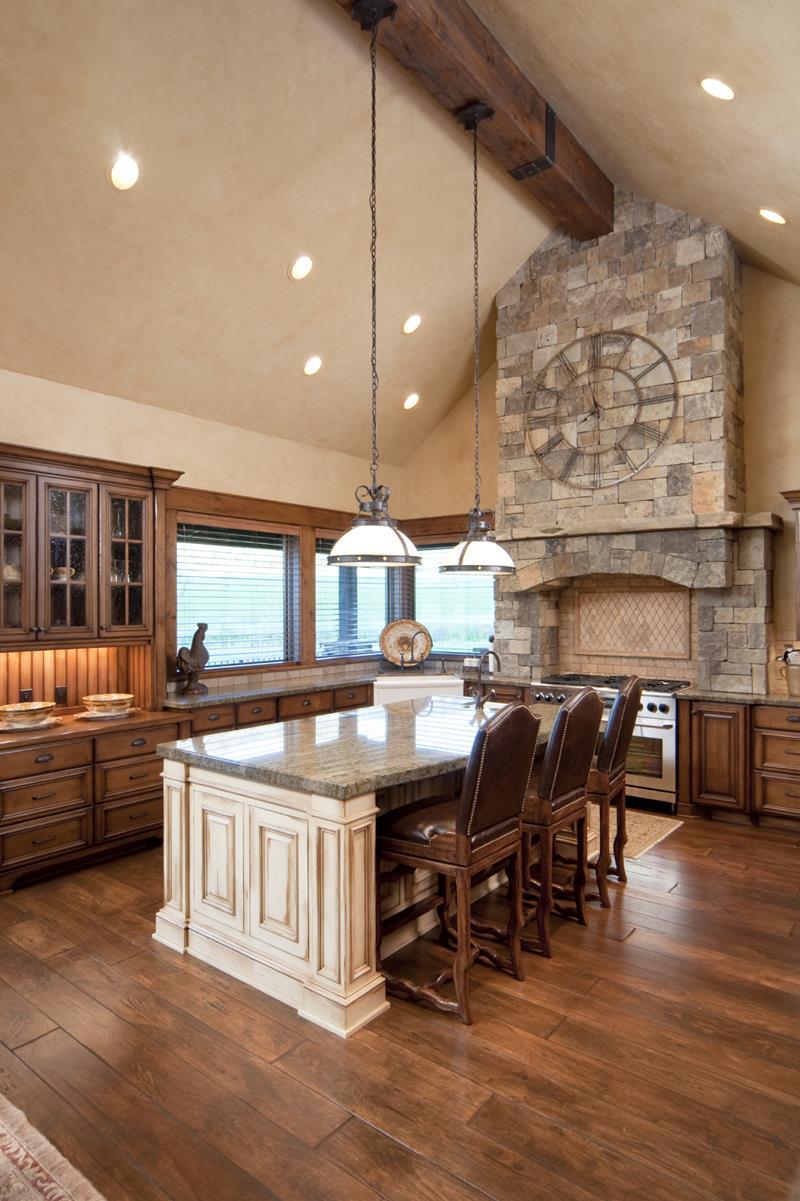 52 Absolutely Stunning Dream Kitchen Designs-1