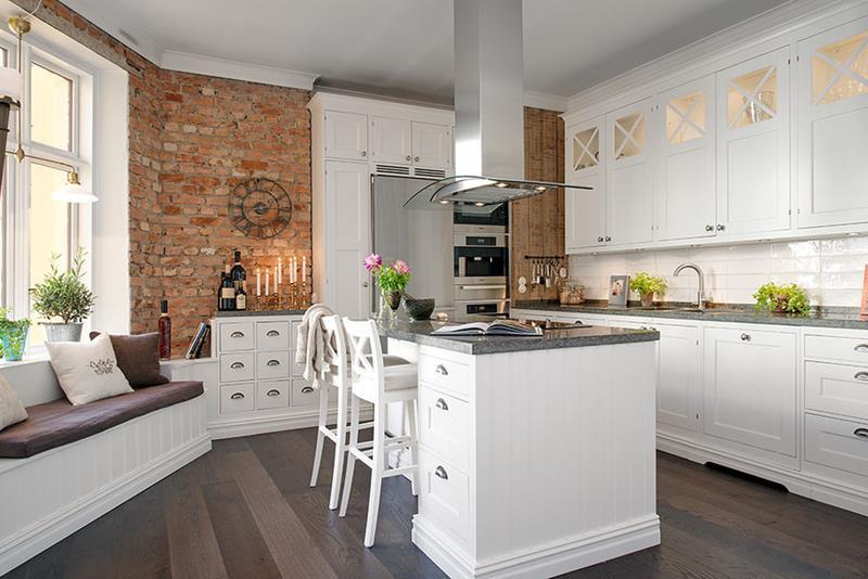 52 Absolutely Stunning Dream Kitchen Designs-2