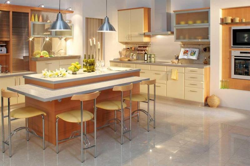 52 Absolutely Stunning Dream Kitchen Designs-5
