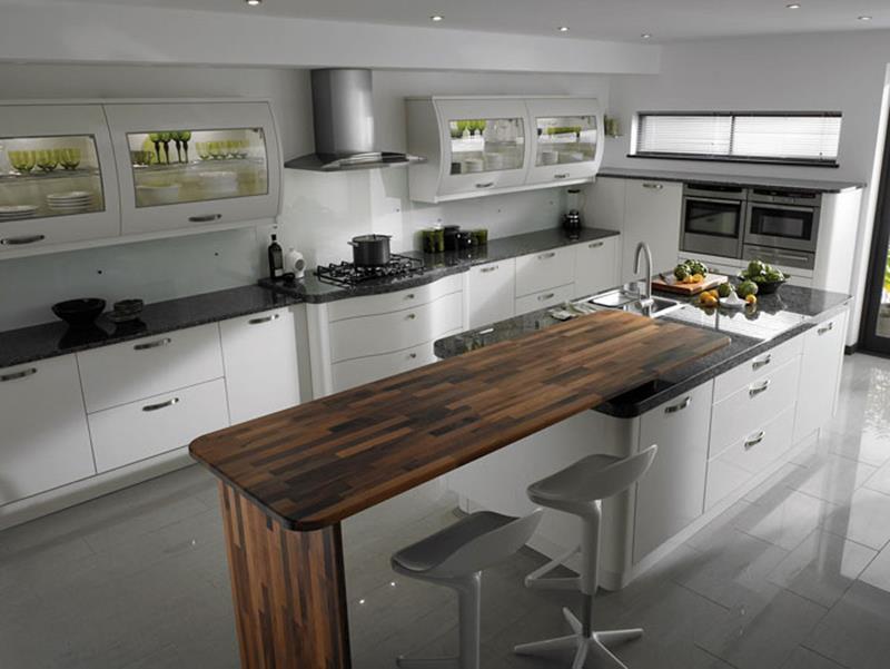 55 Luxury Contemporary Kitchen Designs-1