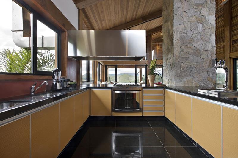55 Luxury Contemporary Kitchen Designs-11