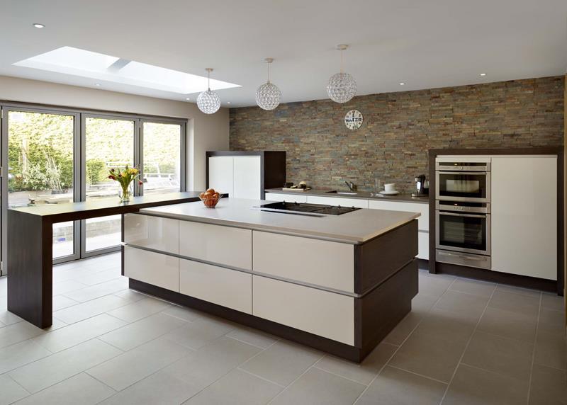 55 Luxury Contemporary Kitchen Designs-22