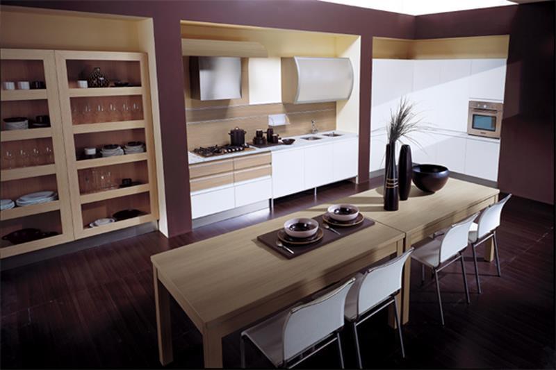 55 Luxury Contemporary Kitchen Designs-40