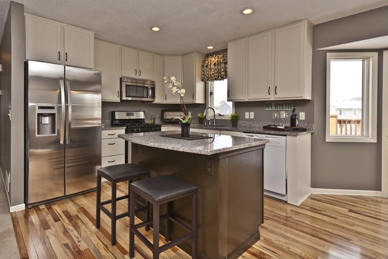 55 Luxury Contemporary Kitchen Designs-41