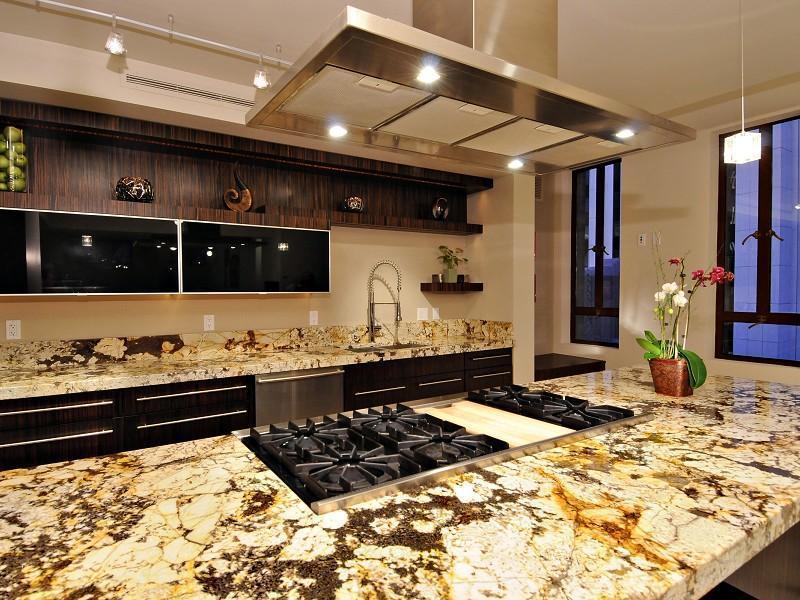 55 Luxury Contemporary Kitchen Designs-44