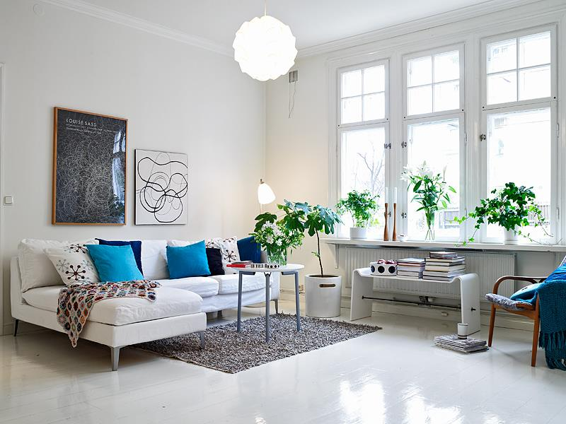 62 Gorgeous Small Living Room Designs-17