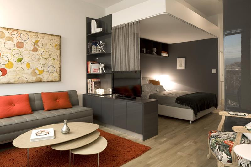 62 Gorgeous Small Living Room Designs-32