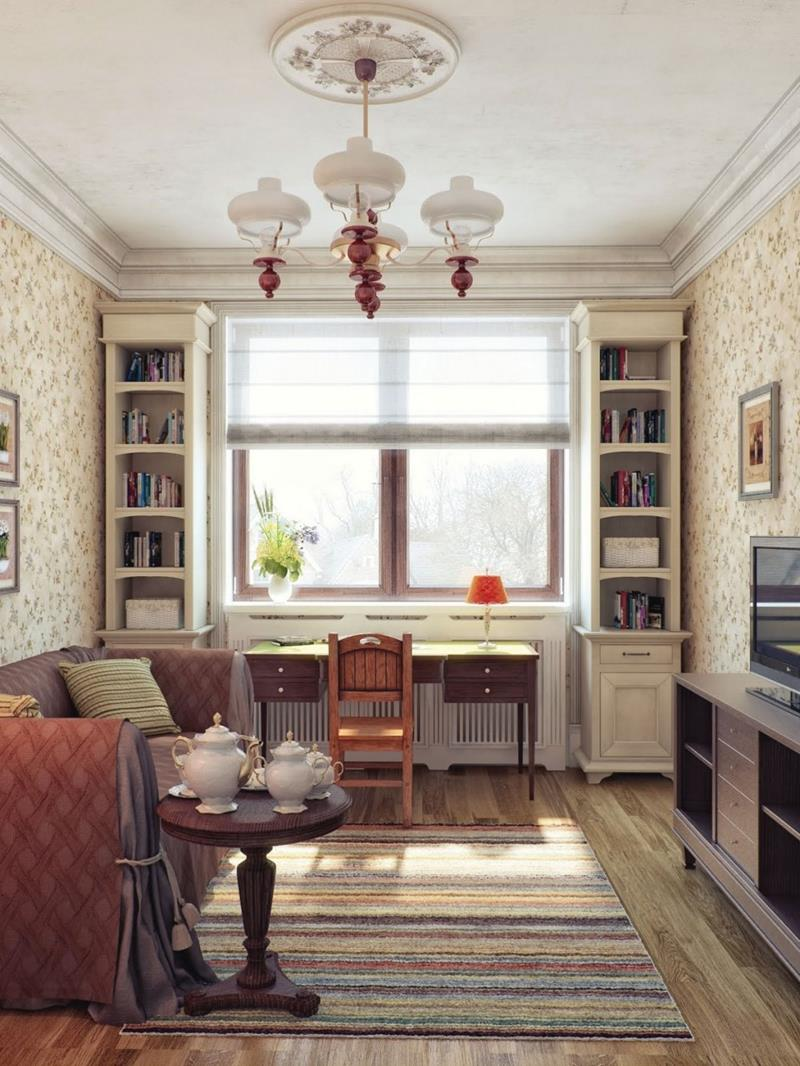 62 Gorgeous Small Living Room Designs-37
