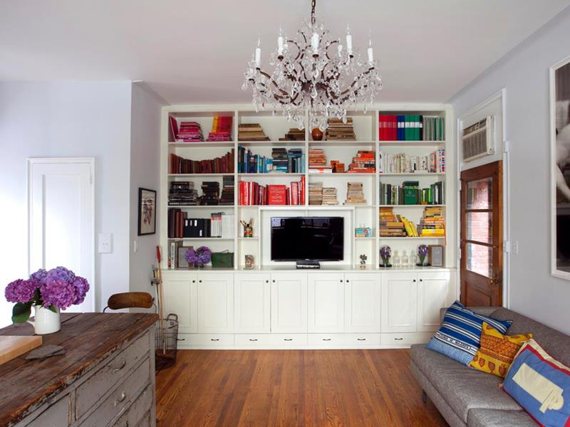 62 Gorgeous Small Living Room Designs-41