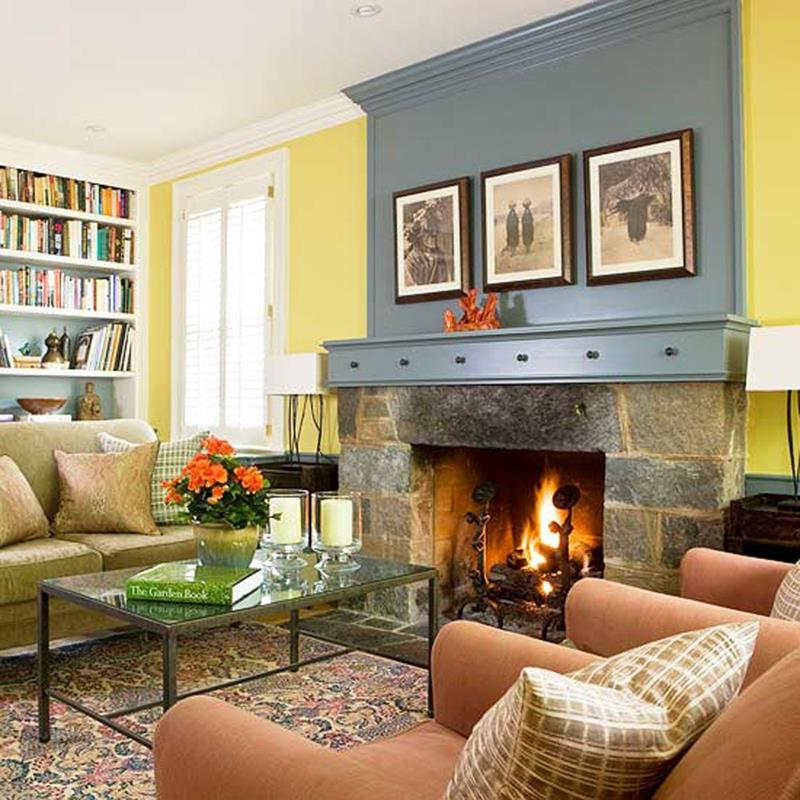 62 Gorgeous Small Living Room Designs-61