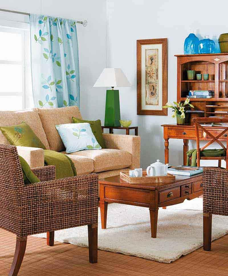 62 Gorgeous Small Living Room Designs-8