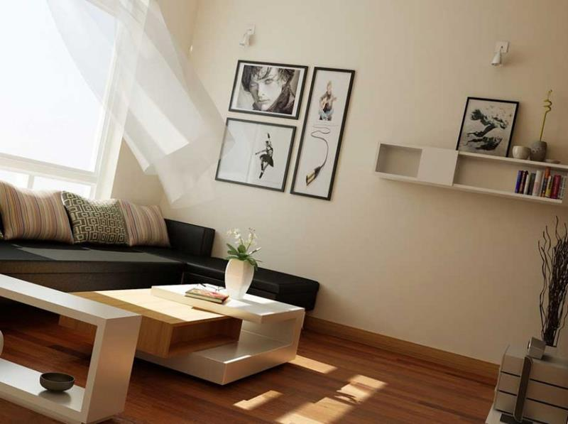 62 Gorgeous Small Living Room Designs-9