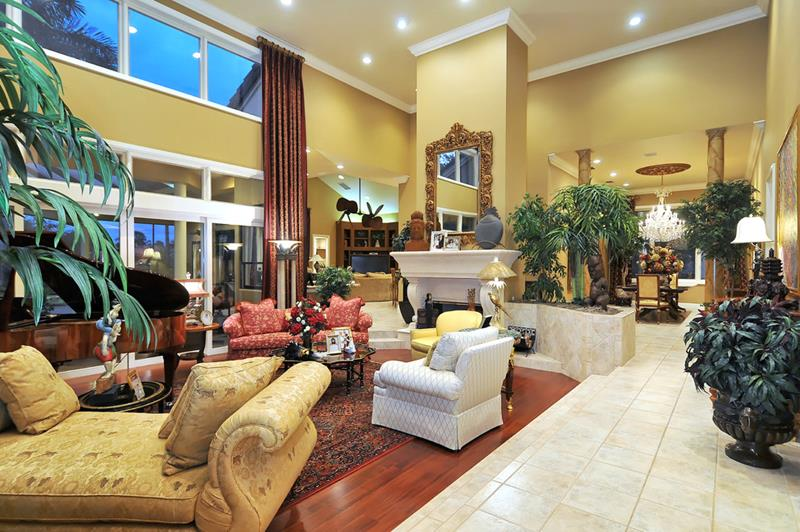 68 Interior Designs For Grand Living Rooms-13