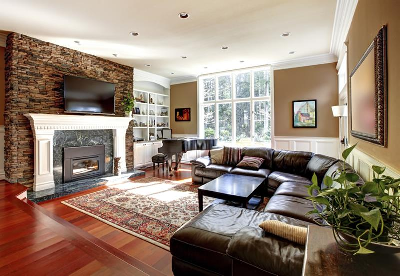 68 Interior Designs For Grand Living Rooms-20