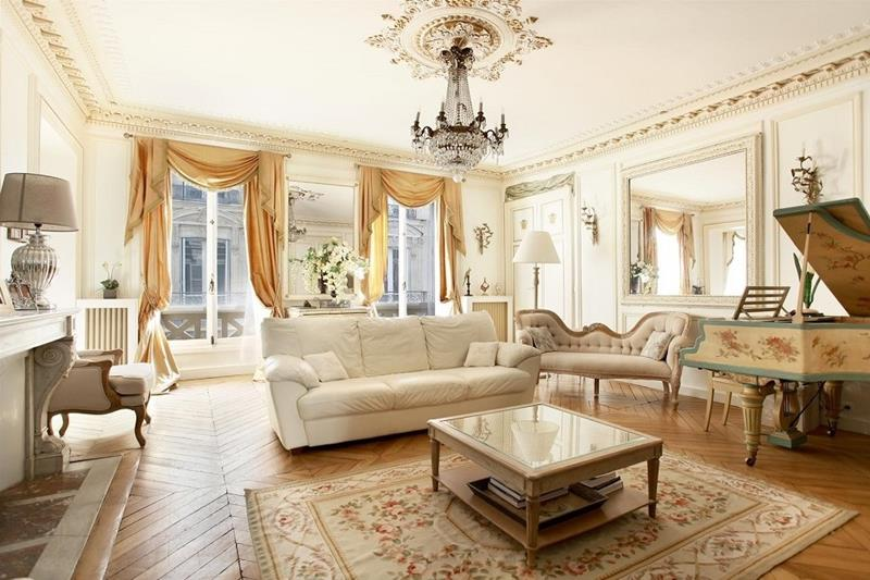 68 Interior Designs For Grand Living Rooms-21