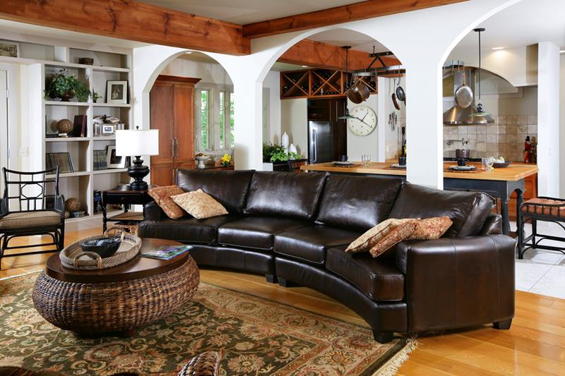 68 Interior Designs For Grand Living Rooms-30