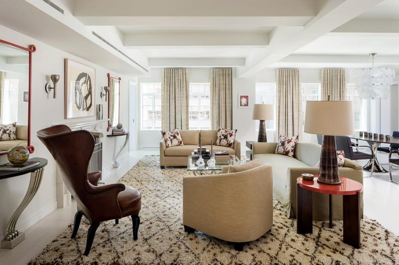 68 Interior Designs For Grand Living Rooms-37