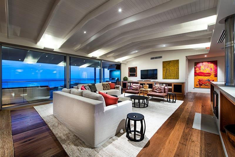 68 Interior Designs For Grand Living Rooms-44