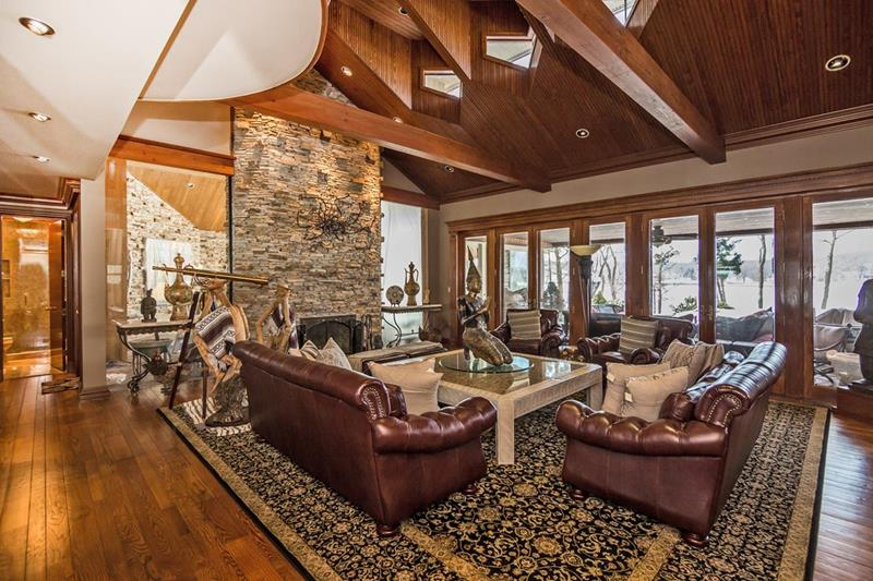 68 Interior Designs For Grand Living Rooms-52