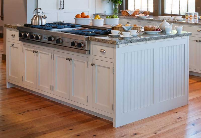 72 Luxurious Custom Kitchen Island Designs-1
