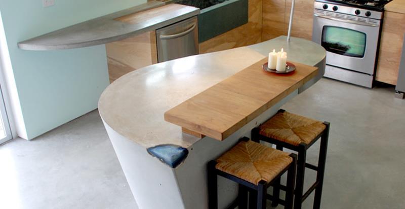 72 Luxurious Custom Kitchen Island Designs-69