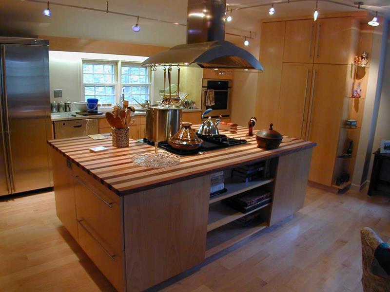 72 Luxurious Custom Kitchen Island Designs-72