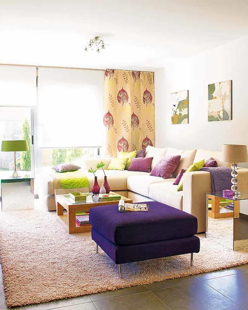 91 Designs For Casual and Formal Living Rooms-21