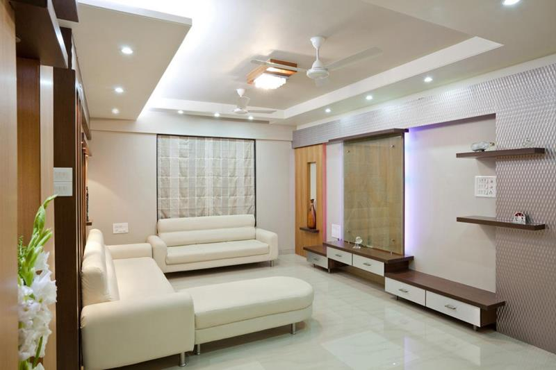 91 Designs For Casual and Formal Living Rooms-22