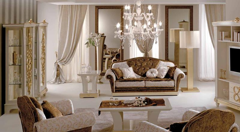 91 Designs For Casual and Formal Living Rooms-24
